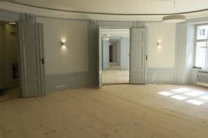 Kontor efter renovering